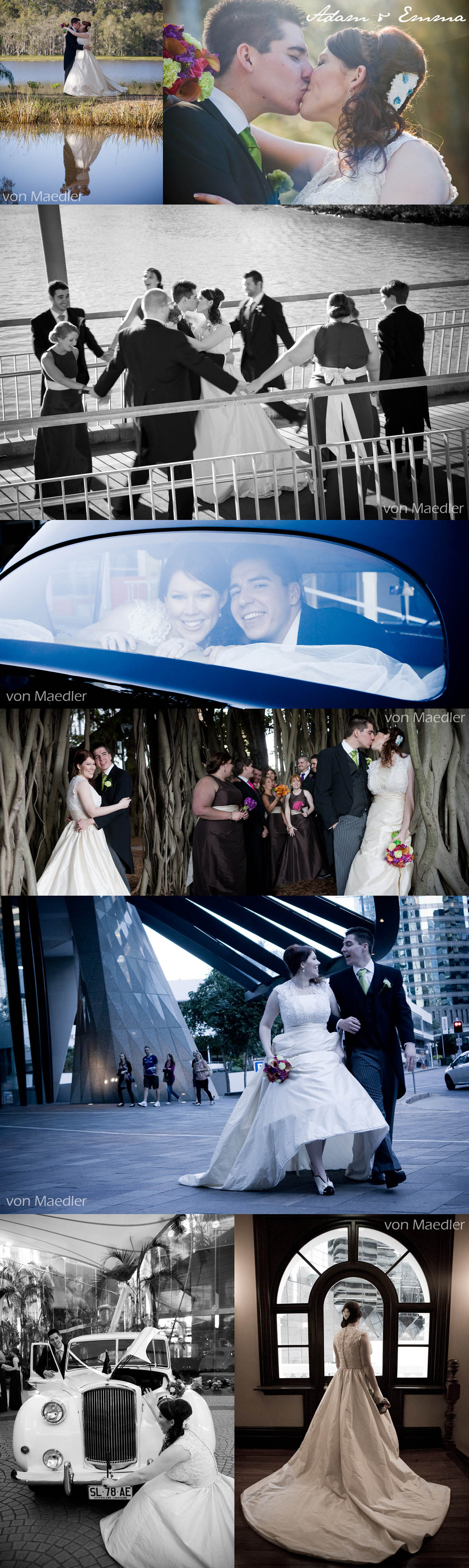 Queensland Wedding Photography