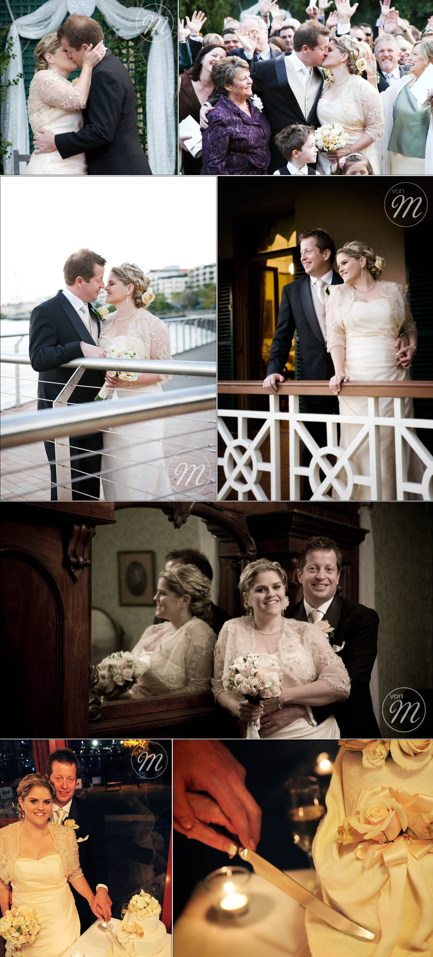 Wedding Photographers at Newstead House