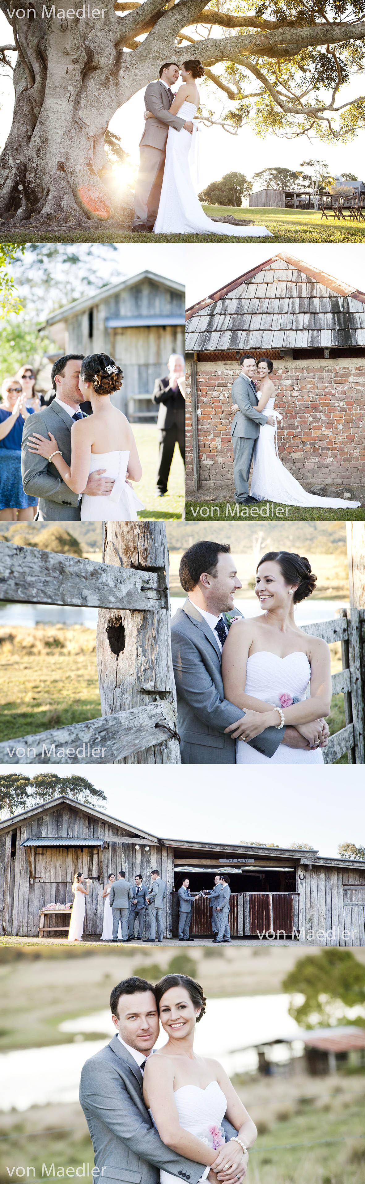 Yandina Station Wedding Photography