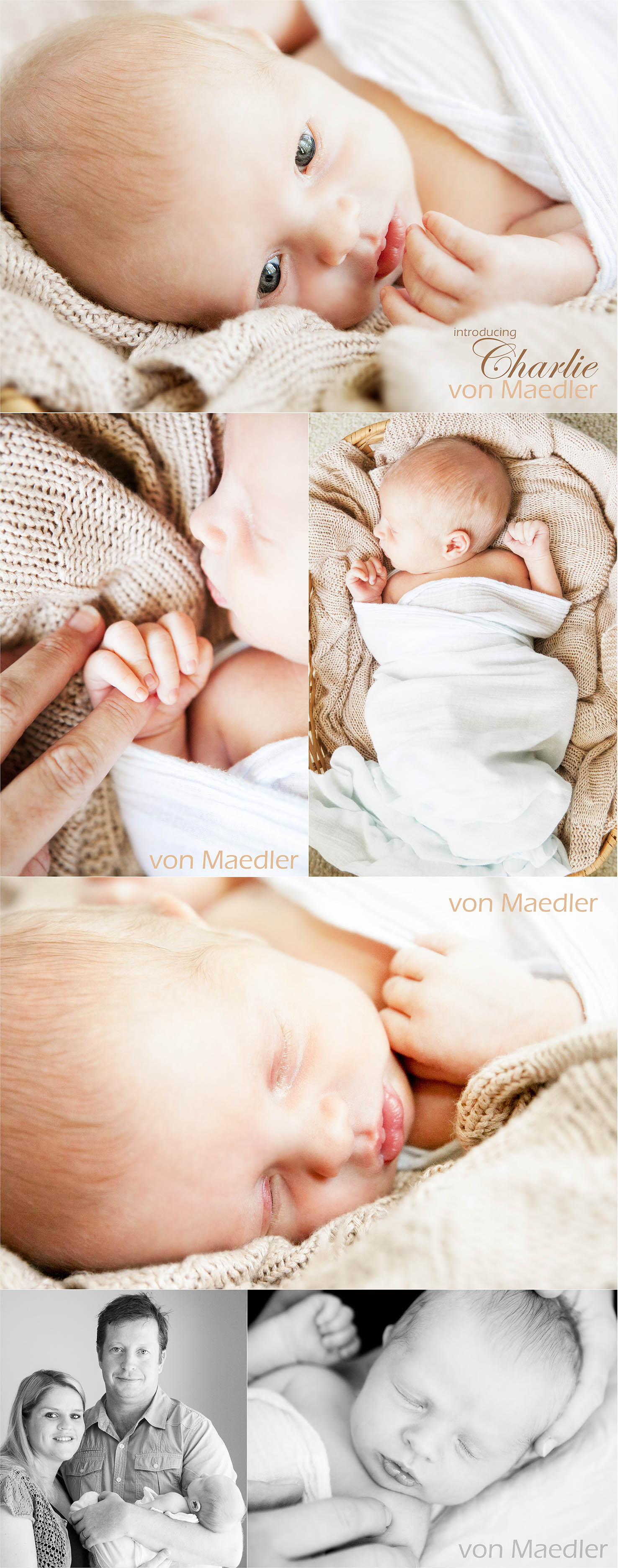 First Baby Photography Shoot